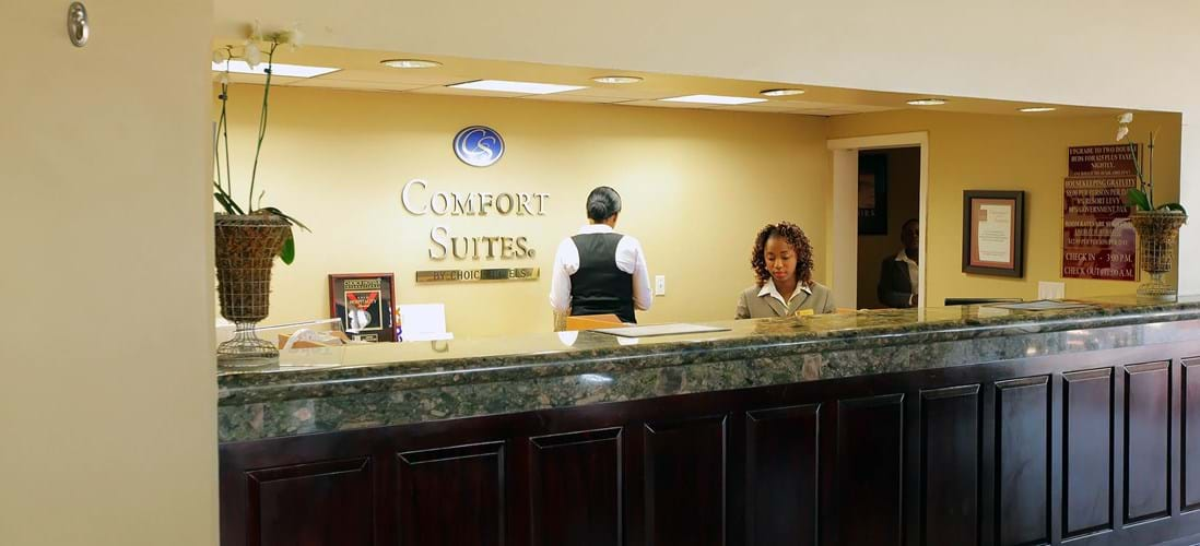 Hotell Comfort Suites