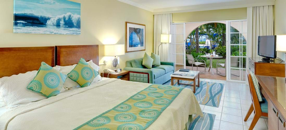 Junior Suite Pool/Gardenview