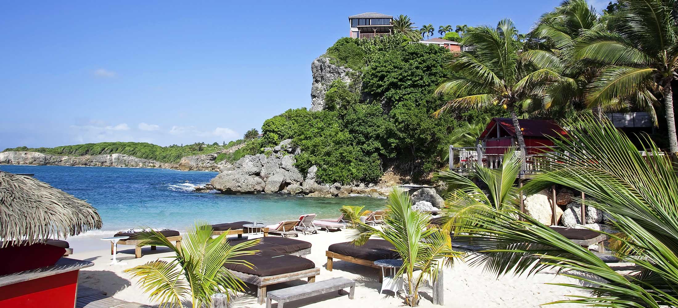 La toubana hotel spa guadeloupe v stindienspecialisten for Hotel design guadeloupe