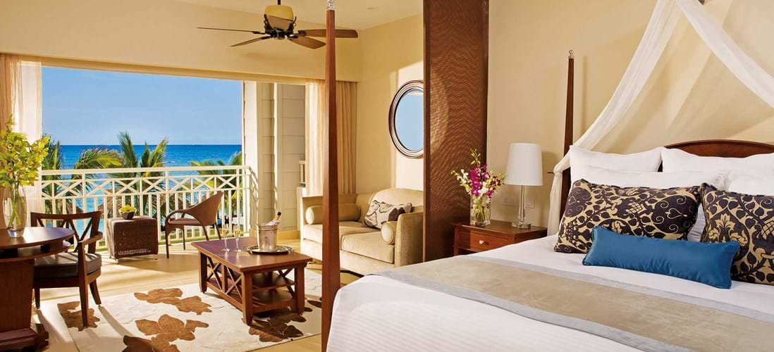 Juniorsuite Oceanview St James